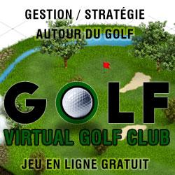 Jeu de golf gratuit en ligne